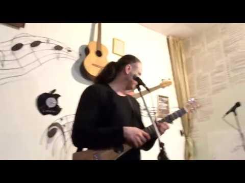 Михаил Елизаров Выступление в арт клубе БарRe