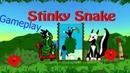 Stinky Snake - Gameplay/Геймплей