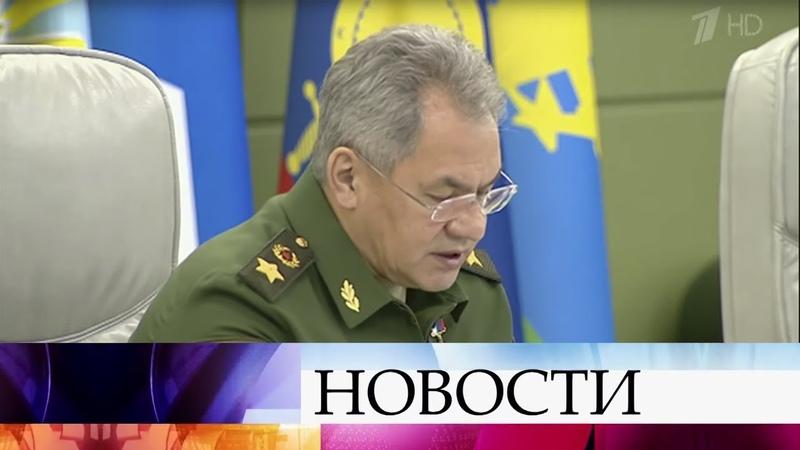О масштабном перевооружении Российской армии говорил министр обороны Сергей Шойгу.