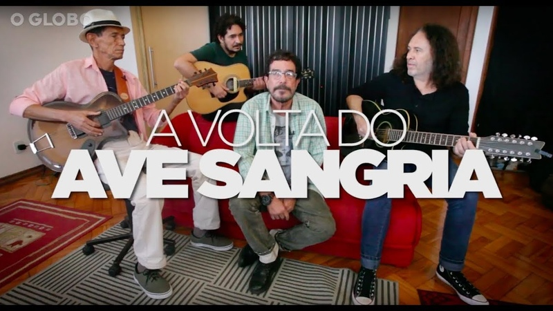 Ave Sangria grava seu segundo álbum após 44 anos
