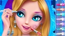 Fun Girl Care Makeover Games - Coco Ice Princess – Kids Learn Makeup, Dress up Games For Girls