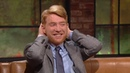 A blast from the past for Domhnall Gleeson The Late Late Show RTÉ One