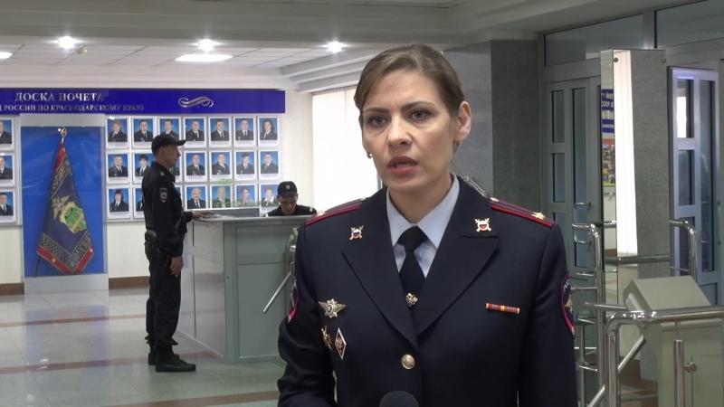 Кубанская полиция прокомментировала ролик с пьяным дебошем сотрудницы в супермаркете
