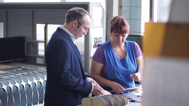 Группа компаний Обувь России Видеопрезентация