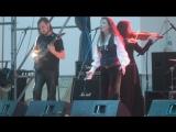 Зов Пармы-2017, фолк-метал группа