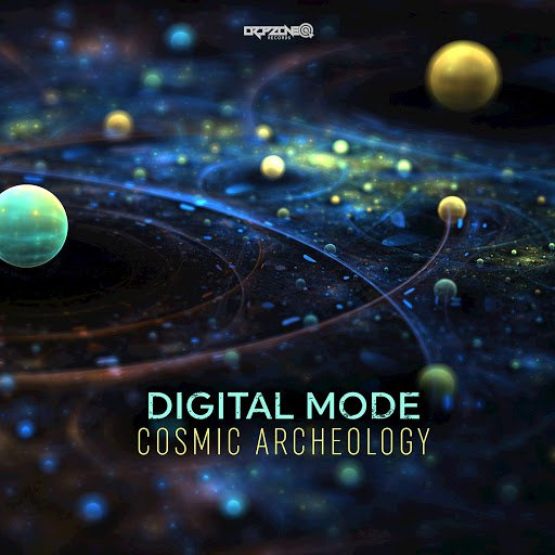 digital mode альбом Cosmic Archeology