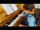 пианстка 6лет