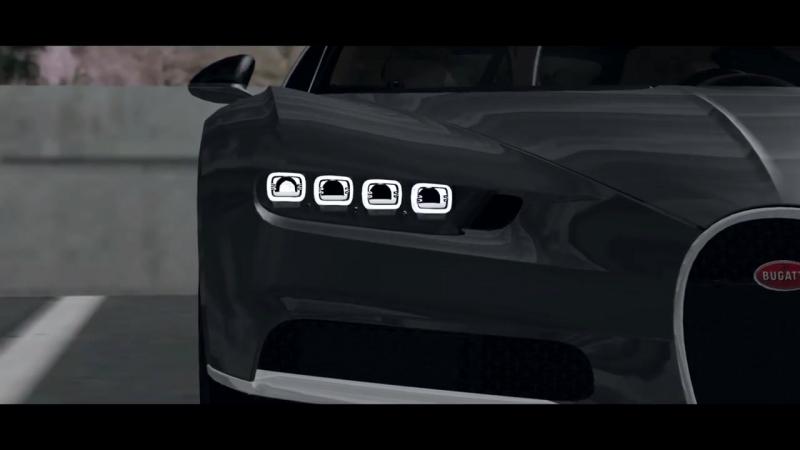 Bugatti Chiron (Neva MTASA)