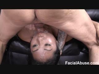 [FacialAbuse] Reluctant Face Fuck (2018) [1080p]