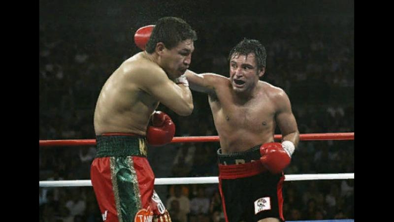 Oscar De La Hoya - Luis Ramon Campas