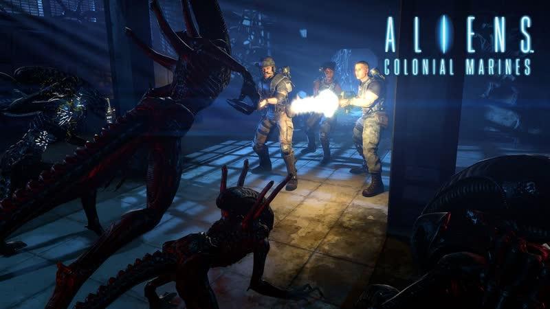 Aliens Colonial Marines - Безнадёга в Надежде Хадли [ Episode 4 ]