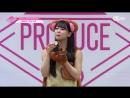 ENG sub PRODUCE48 NMB48ㅣ시로마 미루ㅣ미루룽이 좋아하는 네 가지 @자기소개_1분 PR 180615 EP.0