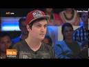 ZDF log in Hurra es lebe das Fernsehen mit LeFloid und Oliver Kalkofe