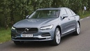 Advanced Safety | Volvo S90 Luxury Sedan