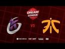 Keen Gaming vs Fnatic, DreamLeague Season 11 Major, bo3, game 1 [Casper GodHunt]