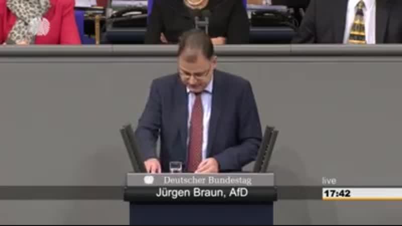..eine hervorragende Rede zur Menschenrechtslage!.