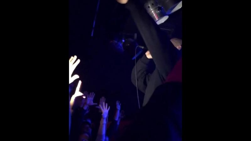 Презентация Альбома Кажэ Обоймы – «Г.Р.У.Б.О.Р.» (при участии Блэк Будды Dj Fisher) (Питер, 28.04.17) (Часть 4)