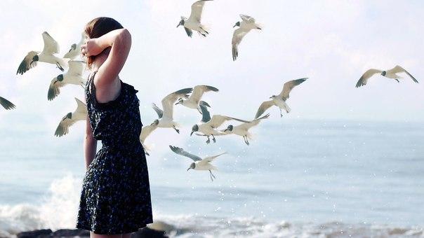 Пока вы воюете со своим прошлым, у вас нет шанса стать счастливым в настоящем.