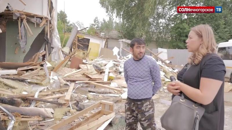 Дознаватели выдвинули новую версию пожара в торговом центре Пассаж в Солнечногорске