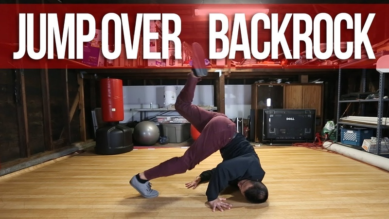 How To Breakdance | Jump Over Backrocks | Intermediate Breaking Tutorial