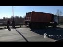 Как тестировали страховочную опору под калининским мостом в Новополоцке