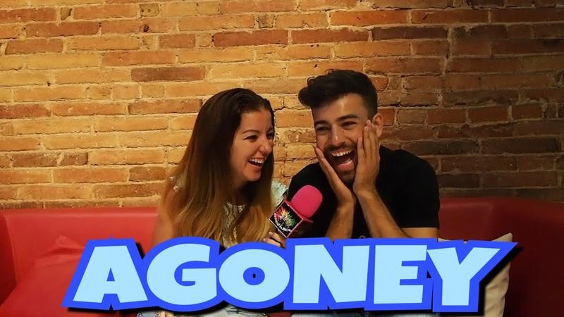 AGONEY - Quizás (Entrevista)