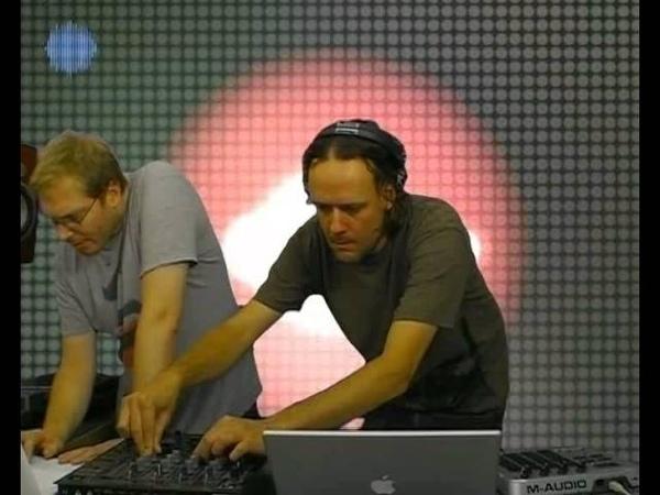 Dirt Crew @ RTS.FM Moscow Studio 03.09.2008