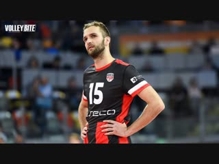 Top 15 best volleyball actions by mateusz mika (asseco resovia) cwc2018
