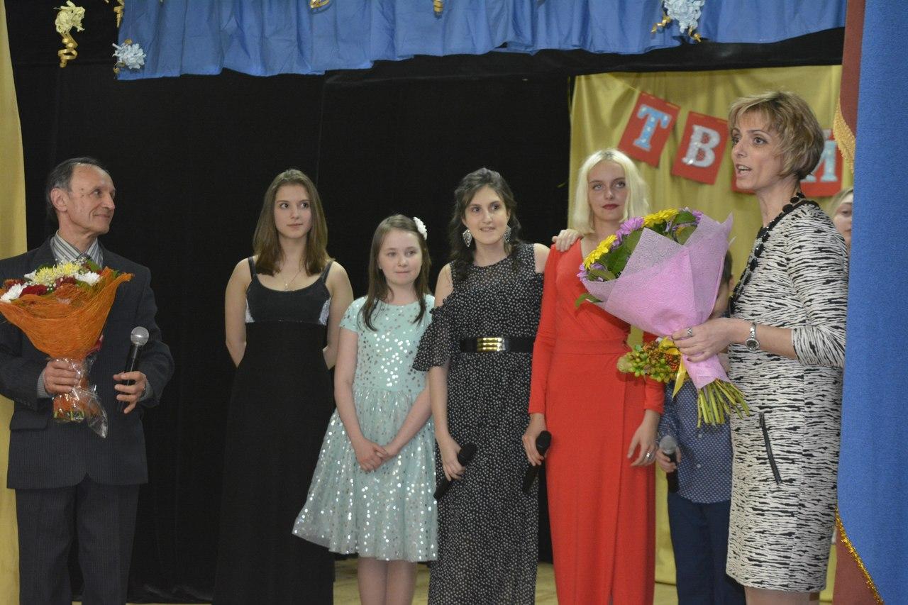 Юрий Михайлович Волынский и его воспитанники