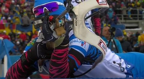 Тяжелая бронза российских биатлонистов российский квартет завоевал медали ЧМ в Швеции