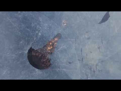 EVE Online: First MOLOK kill (explosion)