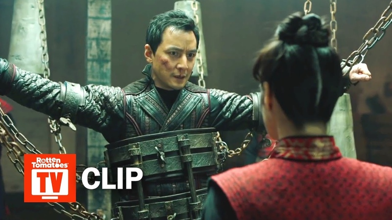 Into the Badlands S03E13 Clip | Breaking Free | Rotten Tomatoes TV