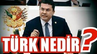 MHPli Ruhi Ersoydan Mecliste Muhteşem Konuşma Türk Nedir