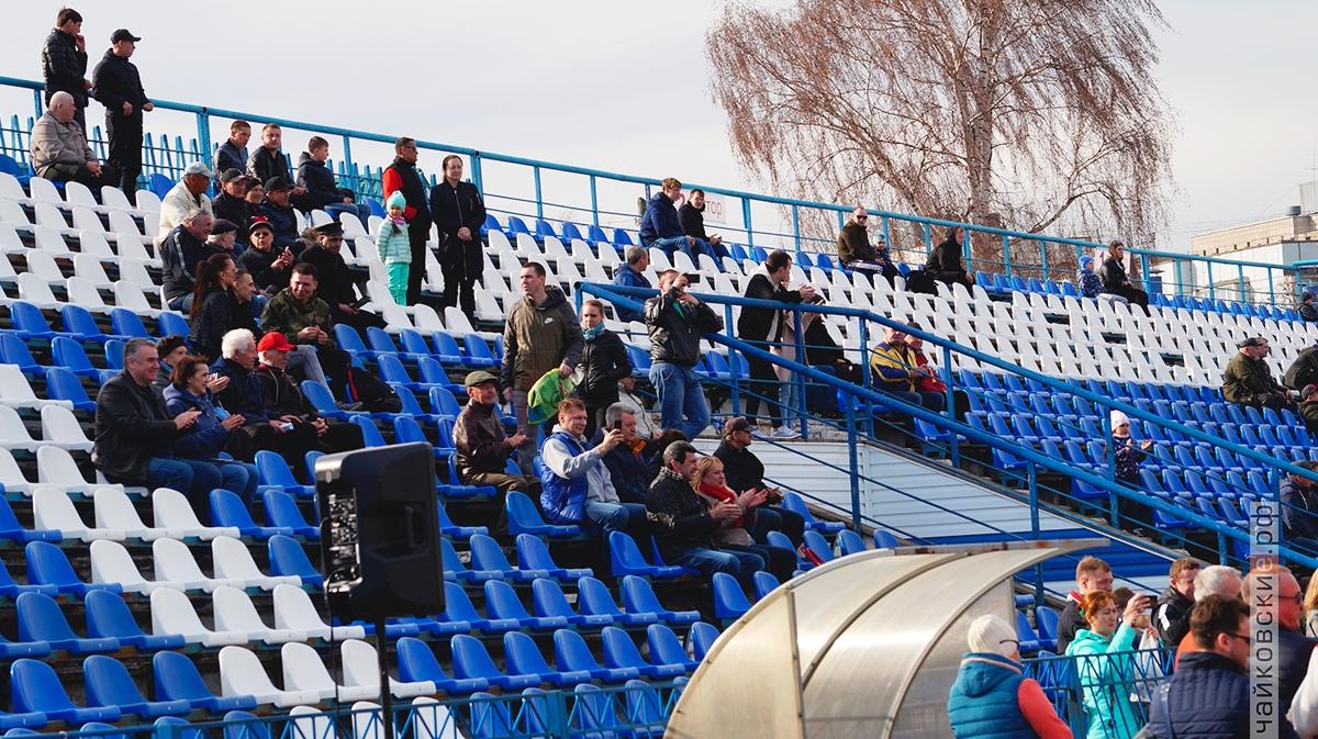 футбол, чайковский район, 2019 год