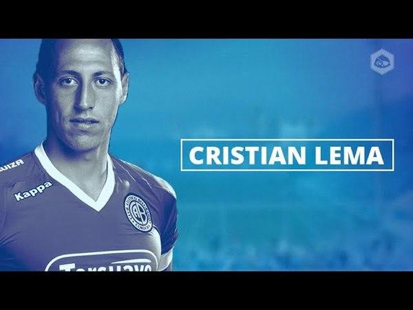 Cristian Lema caudillo de Alberdi