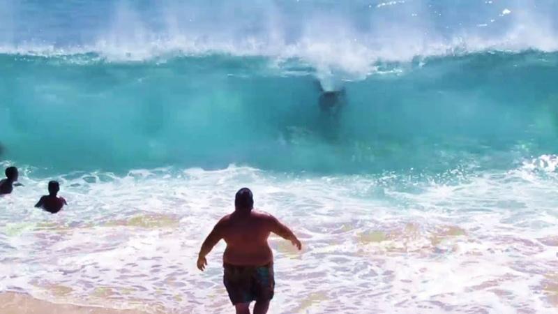 Quando de repente vem aquela onda...4