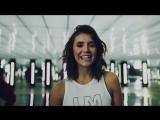 Нина Добрев (Елена) во втором ролике для Reebok x Les Mills