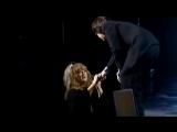 Алла Пугачёва и Максим Галкин на Юбилейном концерте Александра Буйнова (24.03.2010)