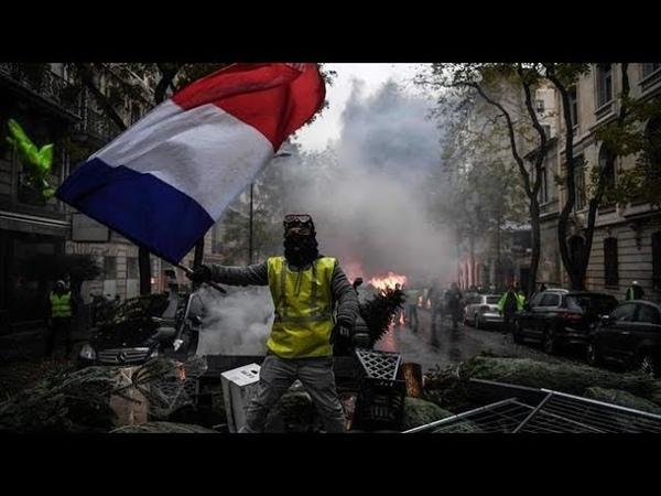 Le Shock and Awe en France!