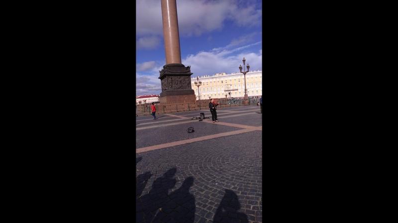 @Концерт@Питер@Дворцовая площадь