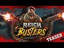 Reichbusters: Projekt Vril Teaser Trailer!