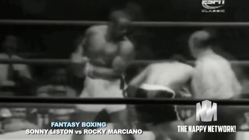 FANTASY BOXING - ROCKY MARCIANO VS SONNY LISTON