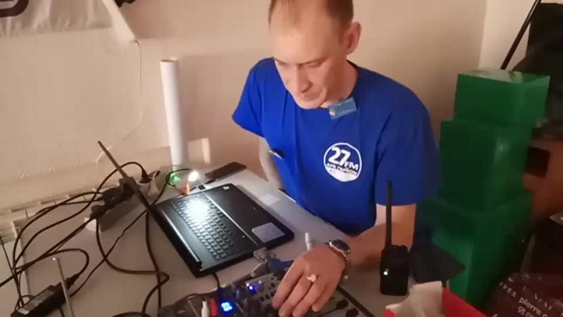 пробная трансляция с дня рожденя арк гарком