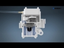 Geberit Sigma70 Hydraulic Servo Lifter Functionality