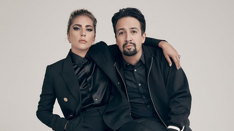 Интервью Леди Гага и Лин-Мануэль Миранды для программы «Actors On Actors»
