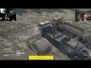 Spintires Mudrunner (месим грязь с Андрей Games)