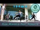 Lalo Graykobs ZUMBA - 1 2 3 En 4 Don Miguelo Feat Sensato