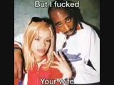 2Pac - Hit Em Up (в фотографиях/субтитры)