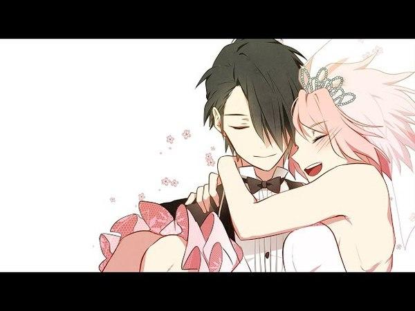 【AMV】「Аниме клип-Я женюсь на девочке из аниме」