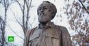 Писатель изгнанник и патриот в России отметили 100 летие Солженицына